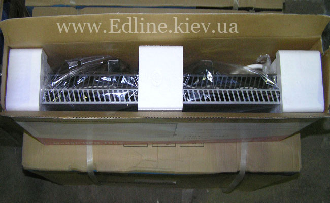Вид-сверху Supra 1000 HPH 1000 Silver