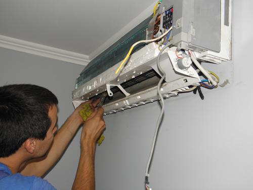 Предварительная-очистка-вентилятора пред дезинфекцией