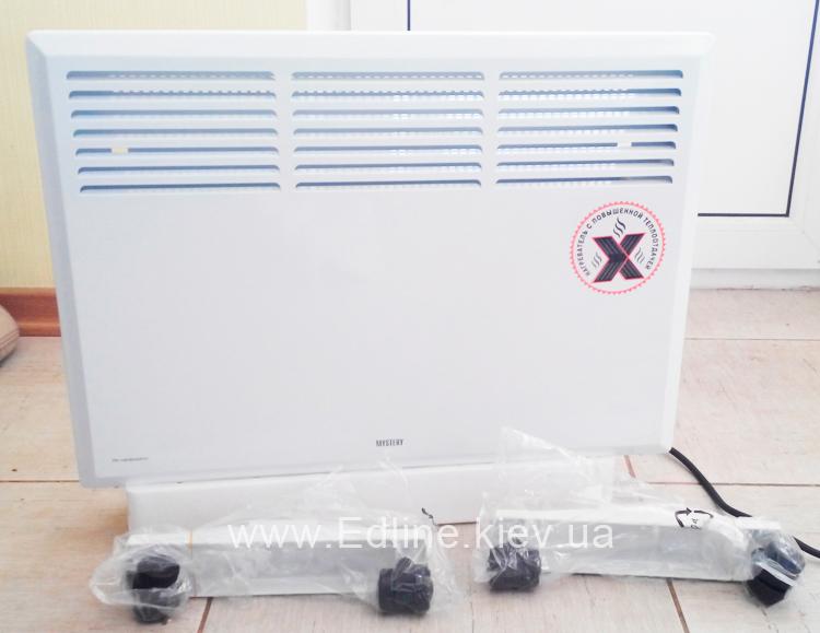 Mystery-1016-без упаковки обогреватель конвекторного типа