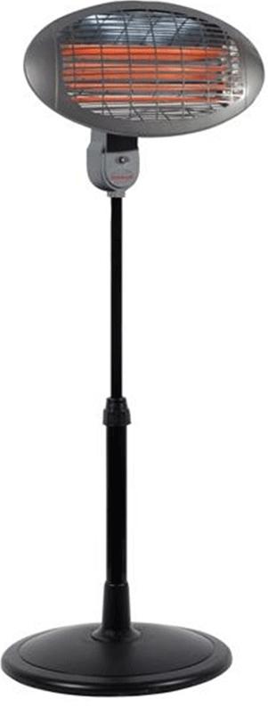 обогреватель инфракрасный SUPRA-HQH-2000 DDFL-OS-Titanium